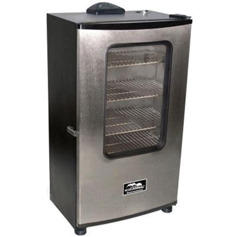 masterbuilt electric smoker with window 20071011