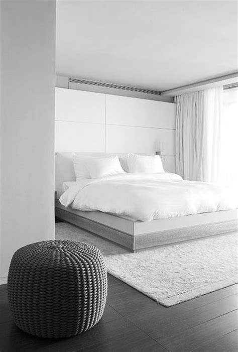 minimalist bedroom design 34 stylishly minimalist bedroom design ideas digsdigs