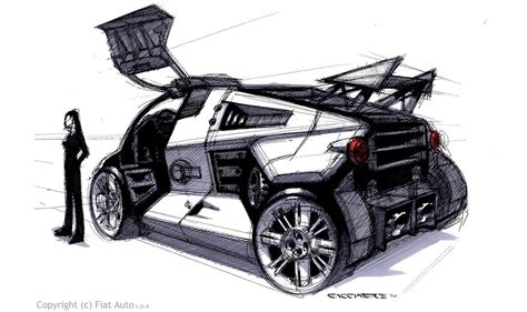 concept cars and trucks july 2011