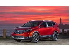 2018 Honda CR-V Exterior Colors
