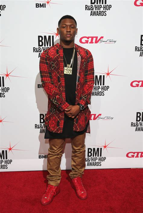 Fashion Boy Nyk hit boy photos photos at the bmi r b hip hop awards part 3 zimbio