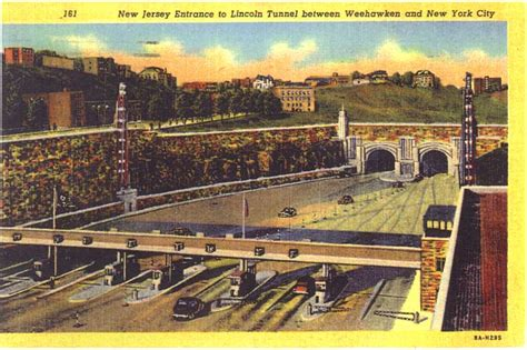 when was the lincoln tunnel built lincoln highway association the traveler summer 2001