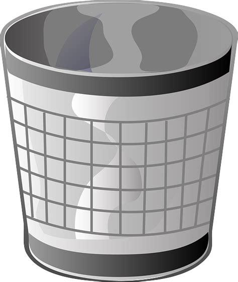 tempat sampah keranjang gambar vektor gratis  pixabay
