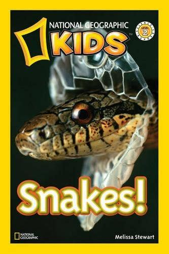 national geographic readers snakes import it all - 1426315813 National Geographic Kids Readers Snakes
