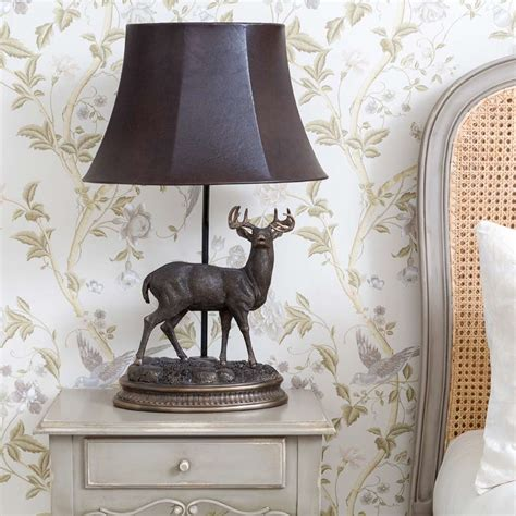 french bedroom lighting bronze figure stag elegant l french bedroom company