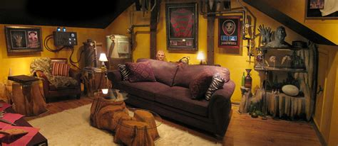 Home Design Story Samsung by The Man Cave Horror Theater Sound Amp Vision