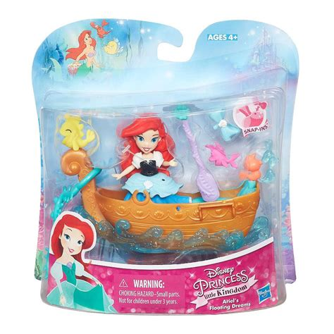 Disney Princess Kingdom Snow White S Bashful Garden Playset Ori disney princess kingdom ariel s floating dreams from hasbro toys to for in 2016
