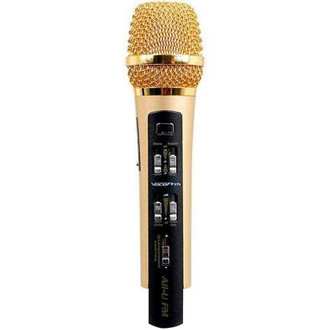 vocopro all u karaoke fm mic for android ios music123