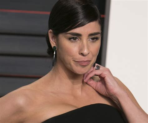 sarah silverman lucky to be alive after surgery for sarah silverman lucky to be alive on epiglottitis scare