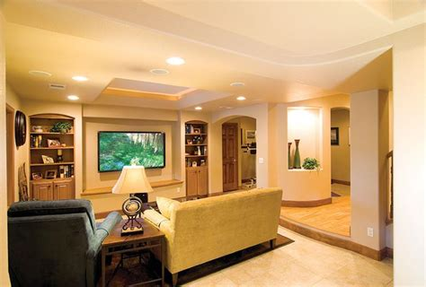 26 charming and bright finished basement designs page 3 of 5