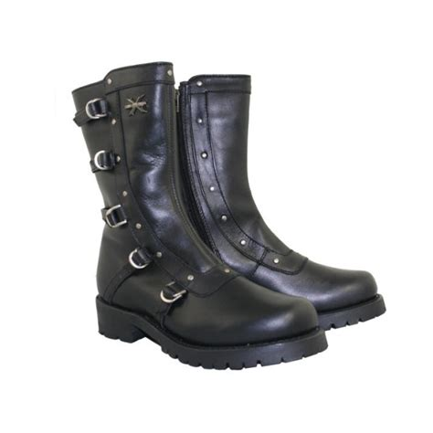 s motorcycle boots s xelement black siren motorcycle boots