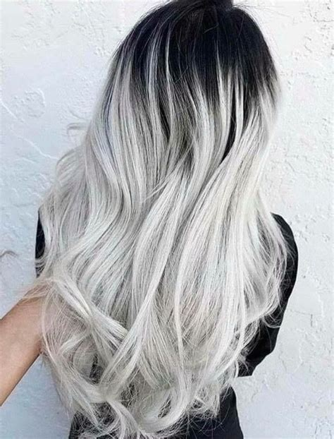 how to achieve dark roots hair style 2060 best hair color cut images on pinterest hairstyles
