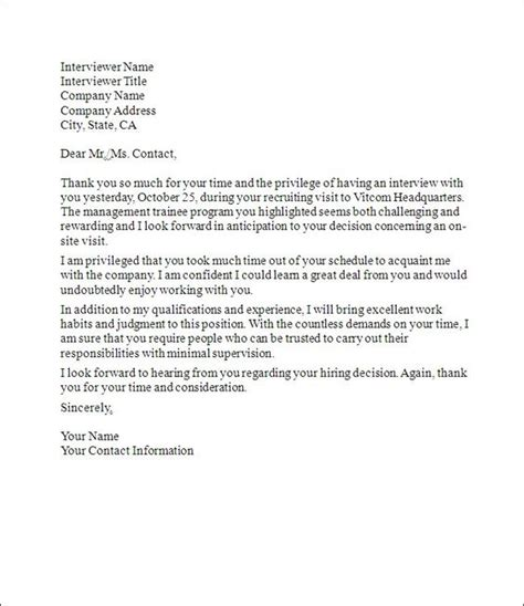 collection of solutions thank you letter after job offer
