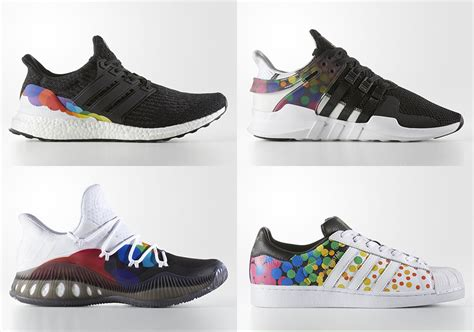 adidas pride collection 2017 ultra boost sneakernews