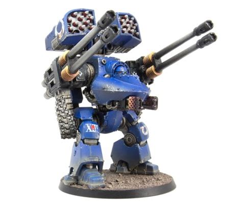 deredeo pattern dreadnought review 40k breaking deredeo dreadnought returns bell of lost souls