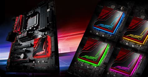 asus aura compatible fans 970 pro gaming aura motherboards asus global