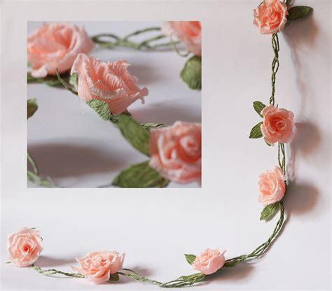 flower wedding garland wedding garland paper wedding garland paper flower garland