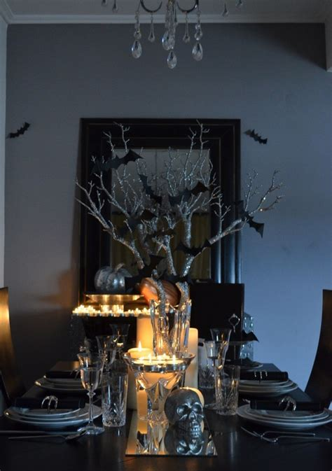 Black Dining Room Buffet by 25 Elegant Halloween Decorations Ideas Magment