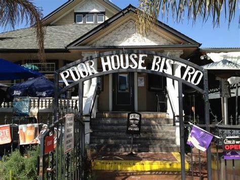 Poor House Bistro San Jose Menu Prices Restaurant Reviews Tripadvisor
