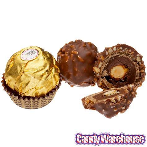 ferrero rocher chocolate balls 48 box