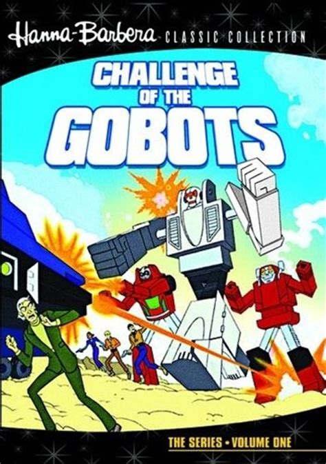 libro classic collection volume 1 challenge of the gobots volume 1 new 3 dvd set hanna barbera classic collection 888574003449 ebay
