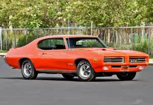 1969 Pontiac Gto Judge 1969 Pontiac Gto Judge Hardtop Coupe Specifications