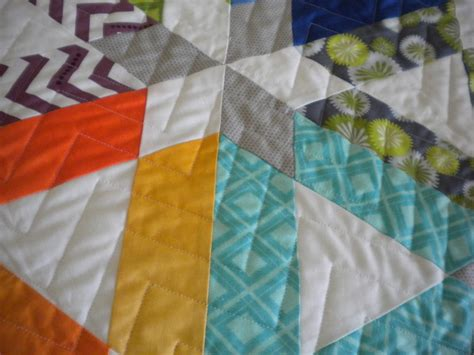 How To Make A Modern Quilt by Modern Quilting Designs To Try