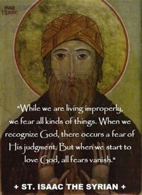 isaac love boat sayings orthodox saints quotes quotesgram