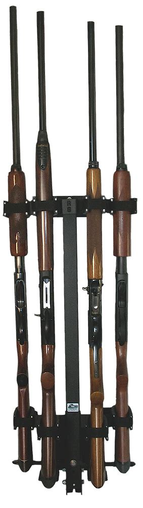 rugged rack outfitters rugged gear 11094 4 gun wall mount gun rack removable for sale