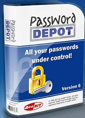 download password depot 10.0.4 (free) for windows