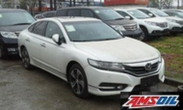 honda accord recommended synthetic oil  filter