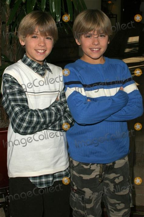 Dylan And Cole Sprouse 2005 New Year | photos and pictures cole sprouse kim rhodes and dylan
