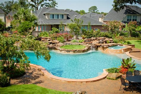 backyard designs with pool pool contemporary with fence