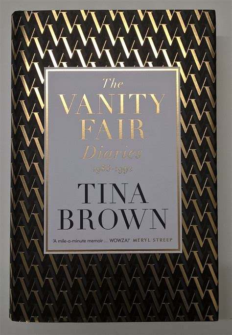 the vanity fair diaries 1983 1992 books the vanity fair diaries 1983 1992 by tina brown signed