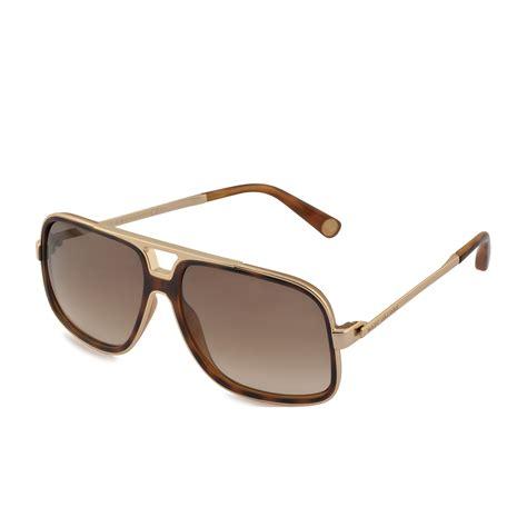 marc mj 513 s sunglasses in gold lyst