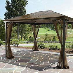 Patio Furniture Gazebo Clearance Outdoor Living Buy Patio Furniture And Grills At Sears