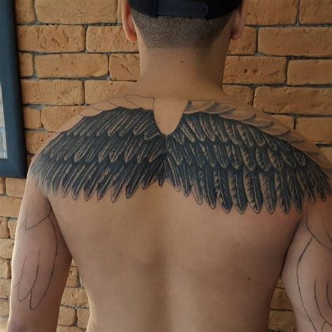 single wing tattoo designs wing tattoos for ideas and inspiration for guys
