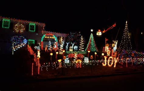 the most festive christmas light displays in nj for 2016