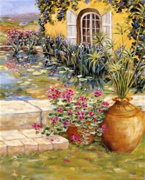 Tuscan Garden Decor Patio Decorating Ideas Tuscan Garden Theme