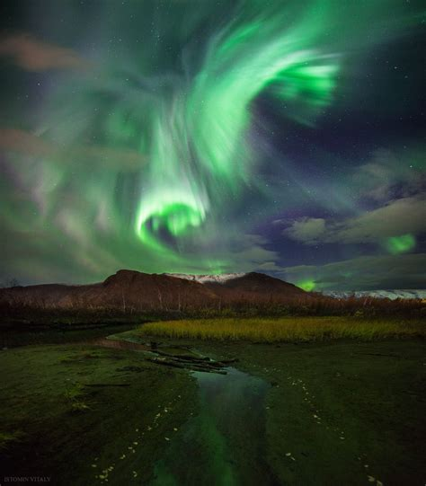 northern lights sun l spotless sun sparks bright auroras during 5 consecutive