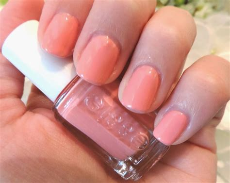 Essie Every Minute essie every minute nail simple charm