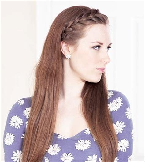 Girlish Hair Styles Images | beautiful girls hairstyles for valentines day 009 life n