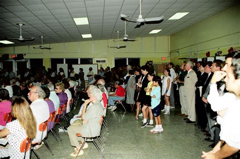 standing room only key biscayne historical heritage society residents standing room only at council meeting