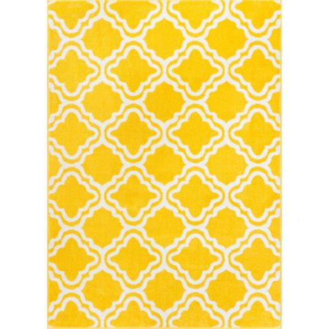 yellow childrens rug well woven starbright calipso yellow 7 ft 10 in x 10 ft 6 in area rug 09417 the home