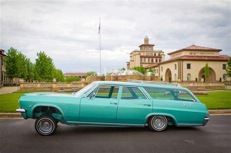 1965 chevrolet impala station wagon 1965 chevrolet impala wagon outside the box lowrider