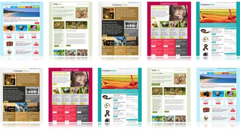 email layout download newsletter template sles email newsletter templates