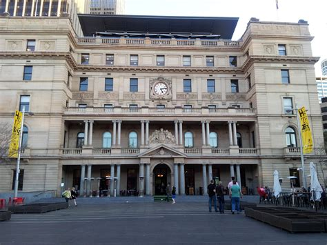 customs house custom house library sydney by mila wood