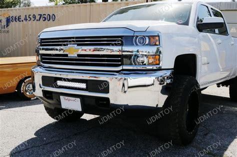 96w High Power Led Light Bar For Chevrolet Silverado 2500 3500 Led Light Bar Silverado