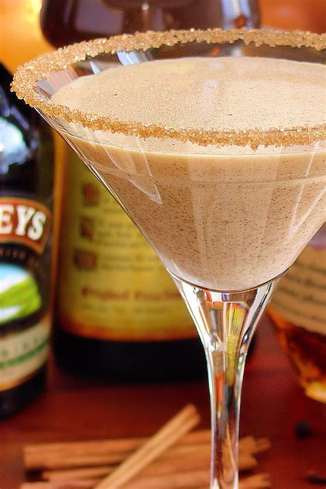 Best Pumpkin Pie Martini Recipe