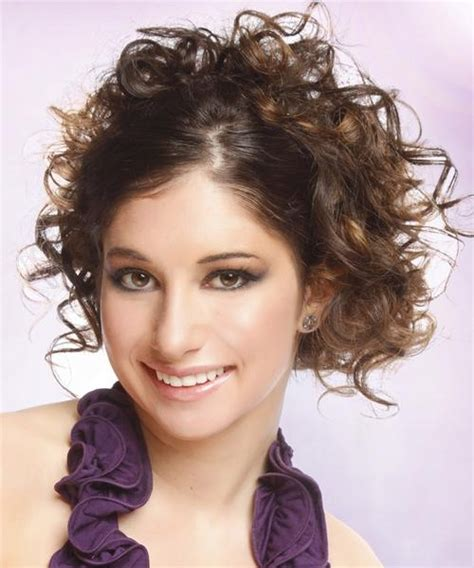 casual hairstyles for curly frizzy hair 2018 popular casual hairstyles for long curly hair
